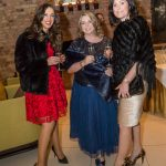 Carol Donaghy, Roisin Gilroy and Pauline Tynan at the Kilkenny Chamber Business Awards. Photo: Pat Moore.