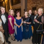 Kilkenny Credit Union on an outing atthe Kilkenny Chamber Business Awards. Photo: Pat Moore.