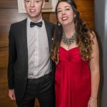 Nicholas and Mary B. Dunphy at the Kilkenny Chamber Business Awards. Photo: Pat Moore.