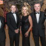 Paul Nolan, Mayor Patrick O'Neill, Cindy Cleere, Paschal Bergin and Pauline Tynan at the Kilkenny Chamber Business Awards. Photo: Pat Moore.