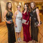 Margaret Lanigan, Margaret Clancy, Laura Lanigan and Yvonne Lanigan at the Kilkenny Chamber Business Awards. Photo: Pat Moore.