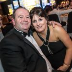 Decky and Caroline Kearney at the Kilkenny Chamber Business Awards. Photo: Pat Moore.