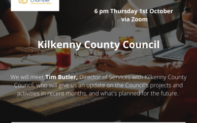Chamber Chat with Kilkenny County Council