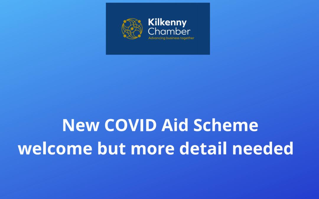 New COVID Aid Scheme
