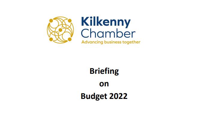 Pre-Budget Briefing to local representatives